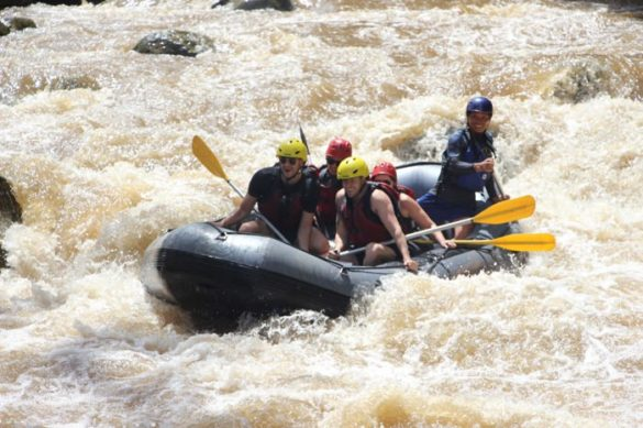 White Water Rafting in Chiang Mai   Mit Siam River Adventures 31