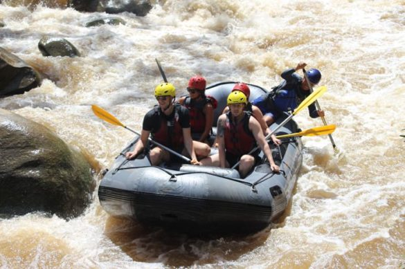 White Water Rafting in Chiang Mai   Mit Siam River Adventures 29