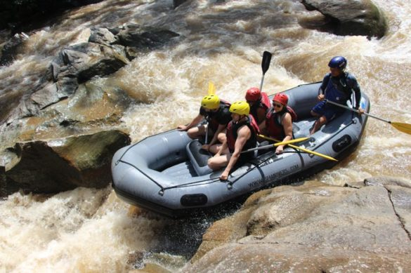 White Water Rafting in Chiang Mai   Mit Siam River Adventures 27