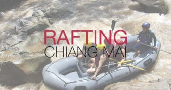 Whitewater Rafting Chiang Mai