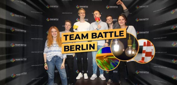 Team Battle Berlin Game Show Erlebnis