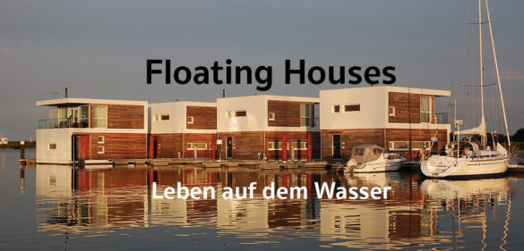Floating Houses Titelbild