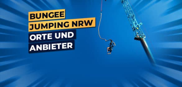 bungee jumping in nrw