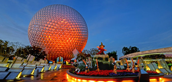 Walt Disney World Epcot Orlando Florida