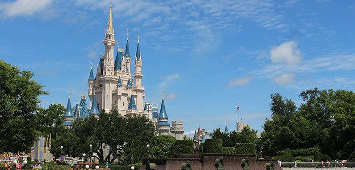 Walt Disney World Resort der Familien Freizeitpark in Orlando