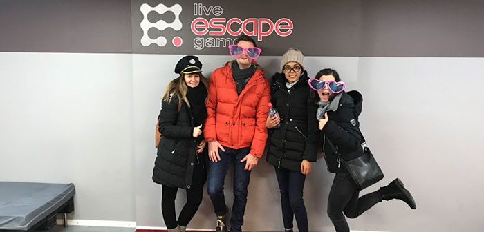 team live escape game zürich