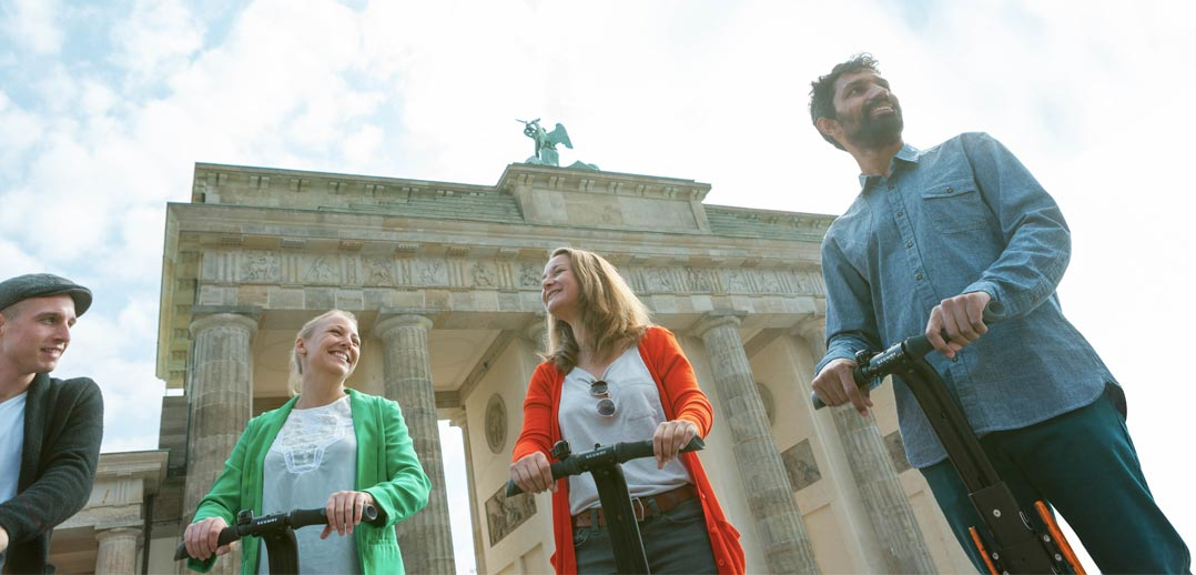 segway tour berlin brandenburger tor
