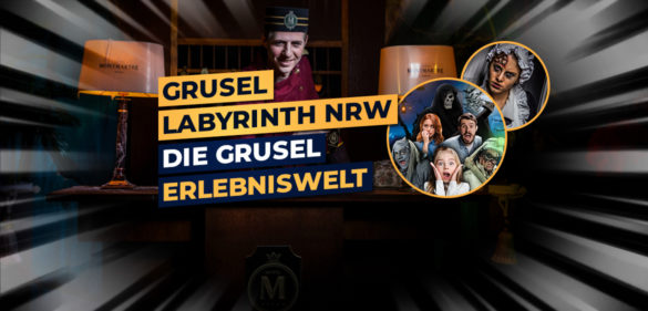 grusellabyrinth nrw in bottrop