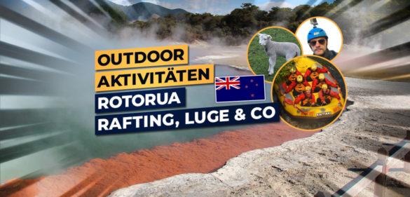 outdoor aktivitaeten rotorua