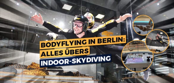 Bodyflying in Berlin – bei diesen Anbietern wird dein Traum vom Fliegen wahr 30