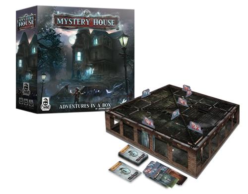 Escape-Spiele fuer zu Hause: Mystery House 3D Escape