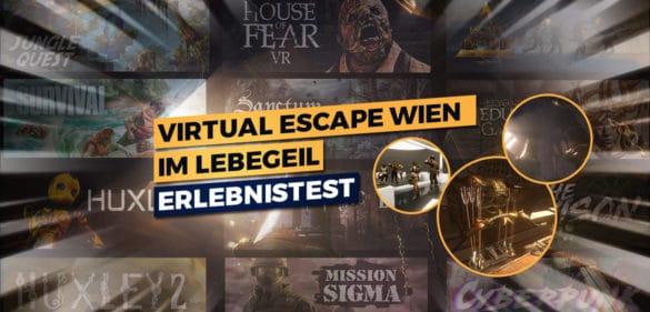 Virtual Escape Wien im lebegeil Erlebnistest 36
