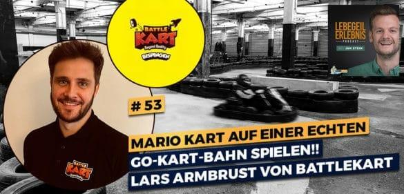 Endlich kannst du Mario Kart auf einer echten Go-Kart-Bahn spielen!! 29