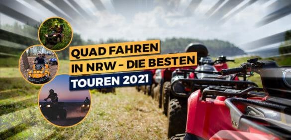 Quad fahren in NRW – Die besten Touren 2021 31